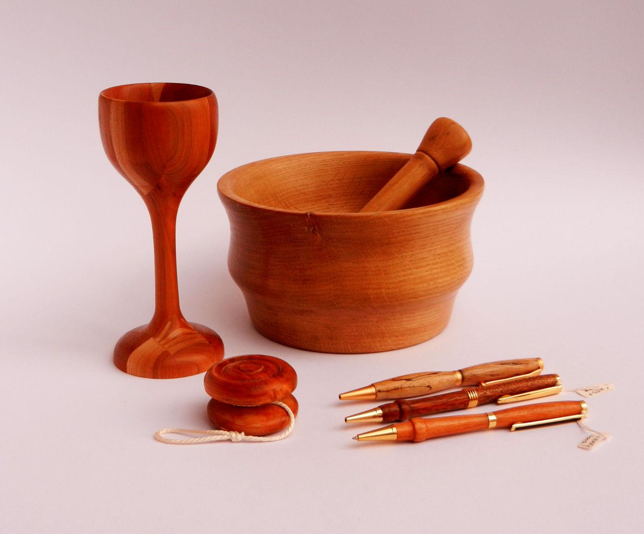 Assortment of Kilcrea Craft products